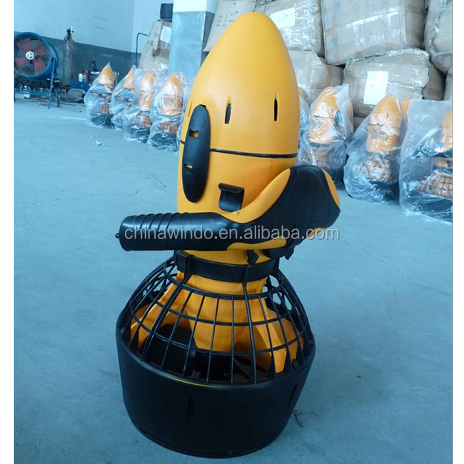 300W Diving Sea Scooter with motor for sale