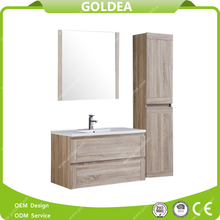China Mirror Factory Hanging Wall Luxury Bathroom Cabinet