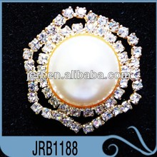 popular design big crystal rhinestone decorative buttons for furniture