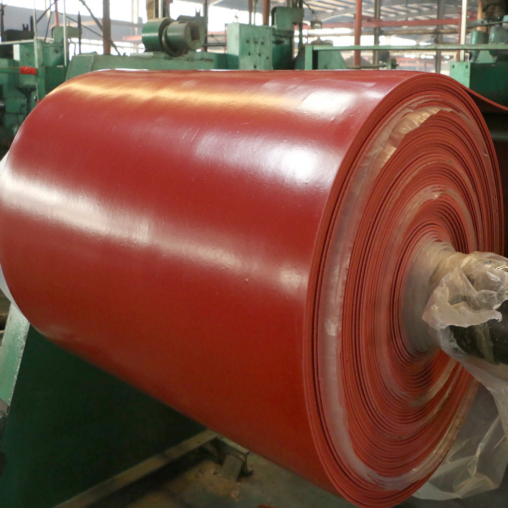 American market red rubber sheet products