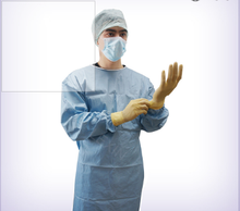 OEM Sterilized Disposable Medical protective Clothing for Hospital doctor