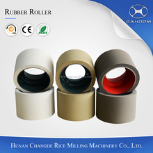best quality 6 inch Rice Huller Rubber Roller