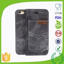 online shopping cheap wallet pu leather cell mobile phone case