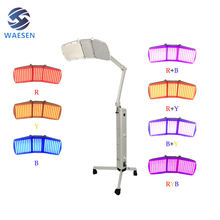 High quality Photon PDT led bio light therapy for skin care and acne treatment