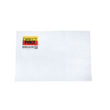 self seal security clear plastic packaging envelopes