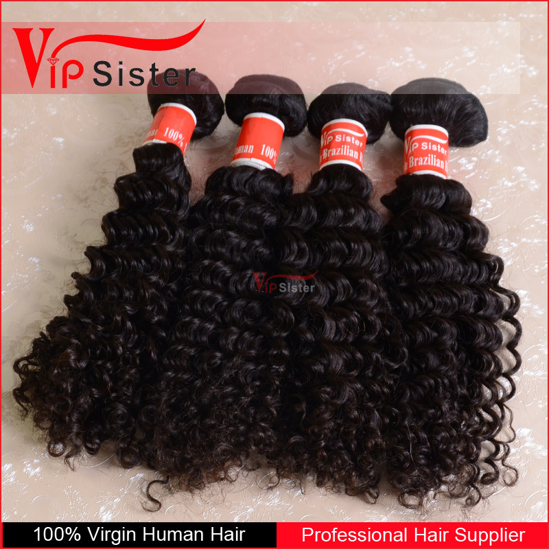 100% Real Fashionable body wave virgin brazilian hair extension afro kinky human hair for braiding Virgin afro kinky human hair