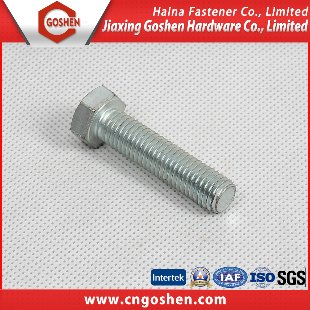 China wholesale grade 8.8 high tensile hex bolt and nut