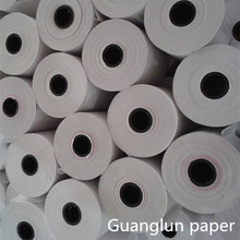 blank thermal paper for cash register roll