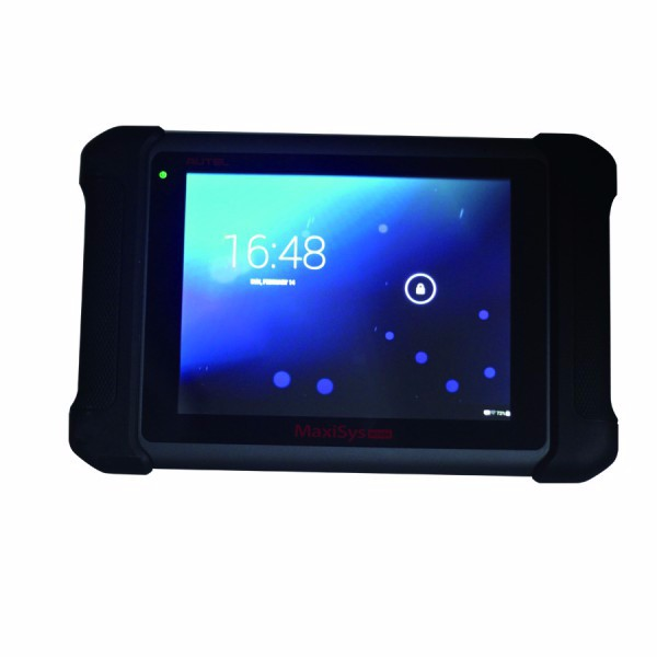 "AUTEL Maxisys MS906 8"" Auto Diagnostic Scanner Next Generation of Autel Maxidas DS708 Free Online Update MS906"