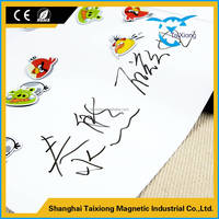 Short time delivery brilliant quality flexible magnetic write board