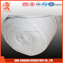 heat insulation materiale textile ceramic fiber cloth for fuel line insulation