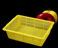 High security portable vegetable storage basket