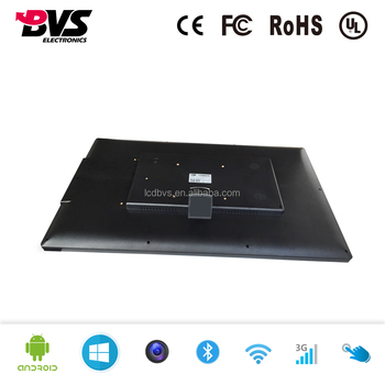Android 14 inch all in one pc touch screen ram ddr 2 rk3188