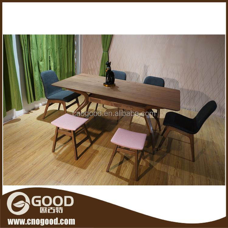 패션 홈 가구 나무 식당 의자 테이블 세트--상품 ID:60426291278-korean ...