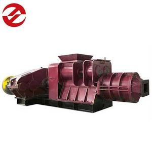 JKY Single Stage Vacuum Extruder Logo Clay Brick Making Machine For Sale
