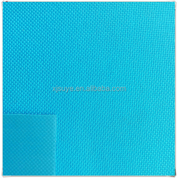 Customized PVC coated polyester waterproof oxford fabric for bag and luggage