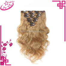 Best Quality Brazilian Body Wave Hair Extensions Clip In