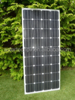 130W 140W 150W mono solar panel high quality, cheap price from factory china