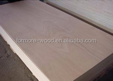 Red cedar commercial plywood