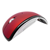 Quality Folding 2.4G 3 Buttons 1000 DPI Wireless Touch Optical Mouse
