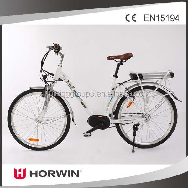 Electric Bicycle LOR Electric City Bike from HORWIN electric motor bicycle