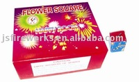Flower Square Fountain/Outdoor Fireworks