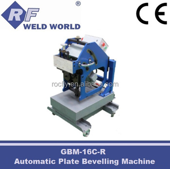 GBM-16C-R Automatic Plate Bevelling Machine