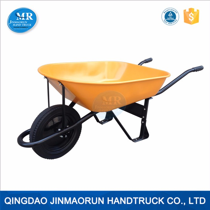 Improved Stronger Light Duty Wheelbarrow
