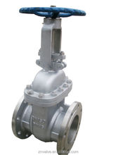 GOST STANDARD STAINLESS STEEL 316 PN16 OS&Y STEM GATE VALVE