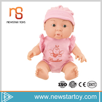the most popular products 9.5 inch baby reborn silicone pacifier doll for sale