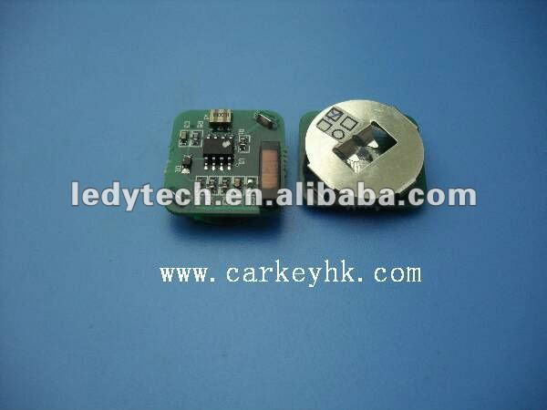 Toyota 4c electronic chip , transponder chip .