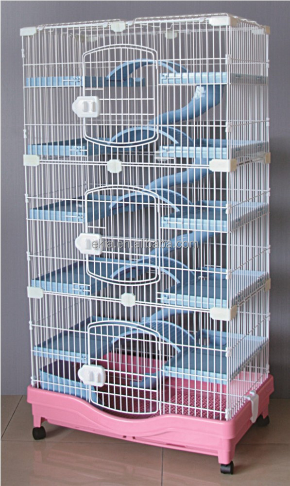 high quality,6 layers large cat cage ,cat playpen