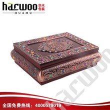 Luxury craft Quran gift box for sales