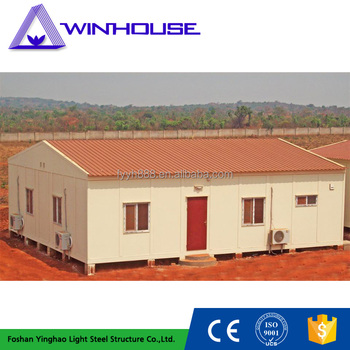 Wind Resistance Safe And Reliable Modern Cheap Prefab Homes For Sale