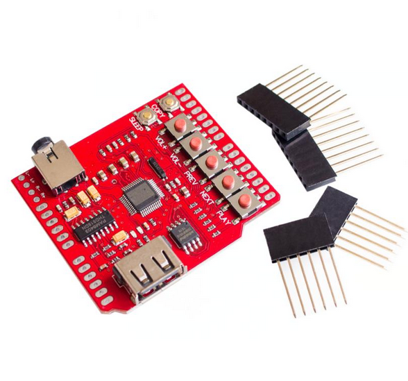 Best price Smart Electronics Integrated for USB-SD MP3 Shield