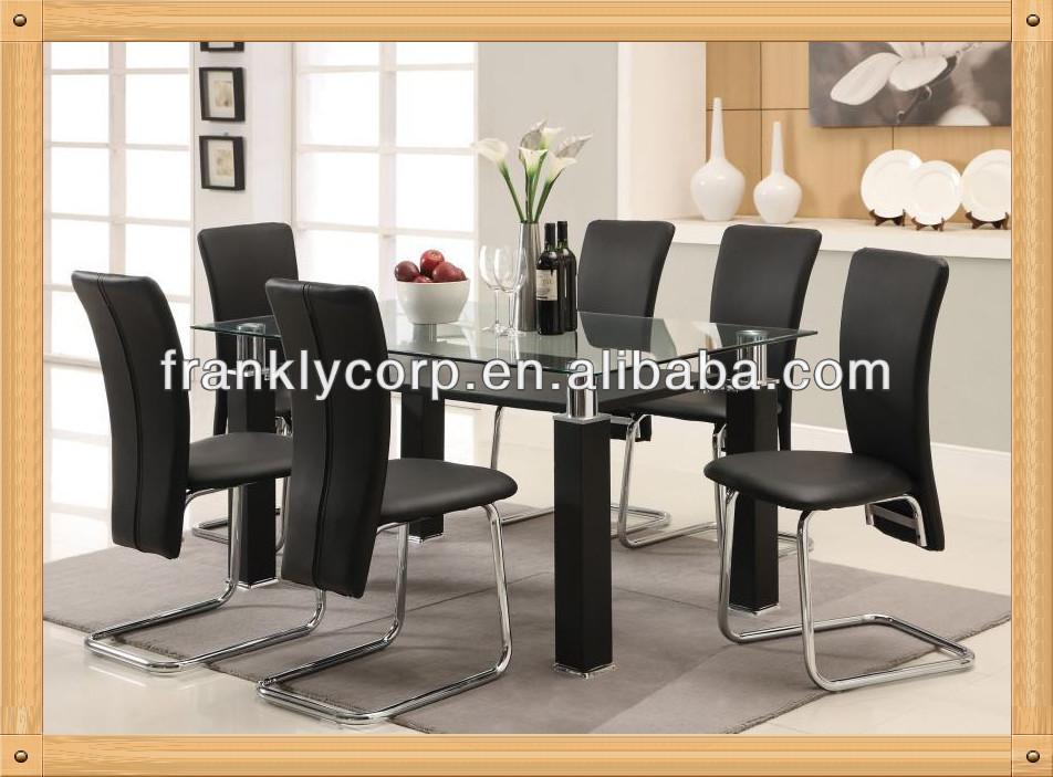De lujo muebles de comedor dise o moderno de muebles mesas - Muebles de comedor de diseno ...