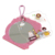 Lovely Acrylic Mirror from Acrylic Factory in China Cute Acrylic Gift Item for Kids