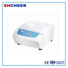 Hot sale blood plasma centrifuge machine with adjustable speed 6000rpm