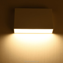 CE RoHS bedside hotel up down wall light boundary wall light shell shaped wall lights