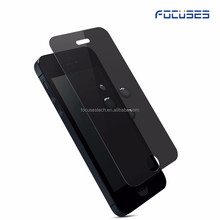 Mobile Phone Accessories Anti-spy Mobile Phone Privacy Screen Protectors Private Screen Guard Film for iPhone 5 5S