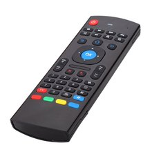 MX3 air mouse 2.4g keyboard with microphone for smart tv