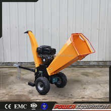 2 hours replied CE certificate Honda motor large industry portable hot selling leaf shredder wood chippers
