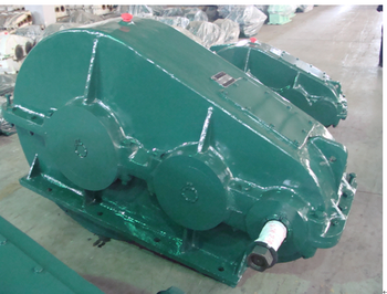 ZD, ZL, ZS, ZF Series Middle-harden Gearbox unit