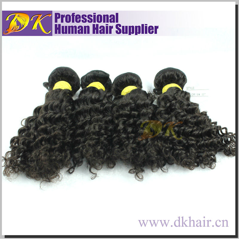 Good Price Wholesale Cheap 8 10 inches short hair brazilian curly weave
