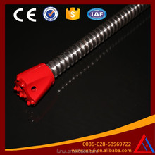 LUHUI construction hollow drilling coal mine roof bolt & reinforcing steel bars
