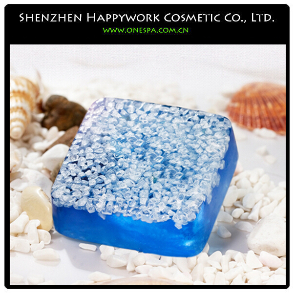 Original glycerin whitening facial soap with private label