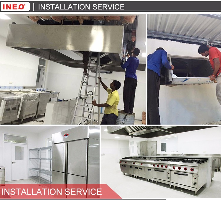 New style A-Z Solution Used Commercial Kitchen Equipment Photosquipment