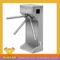 Manual Resetting Vertical tripod turnstile