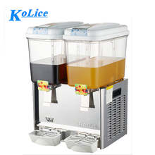 18LX2 Commercial CE approved elctric sugar cane juice cup sealing dispenser machine for sale