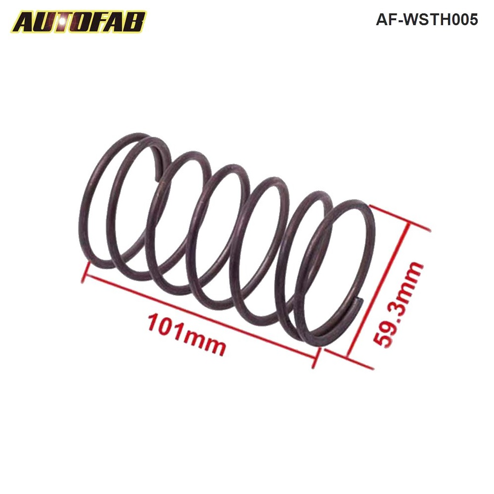 AUTOFAB - <strong>Wastegate</strong> WG Spring Pressure 24psi/1.6BAR For Tial <strong>Wastegate</strong> Sport V44 (Large) AF-WSTH005
